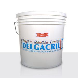 DELGACRIL – SMALTO MURALE CERTIFICATO HACCP